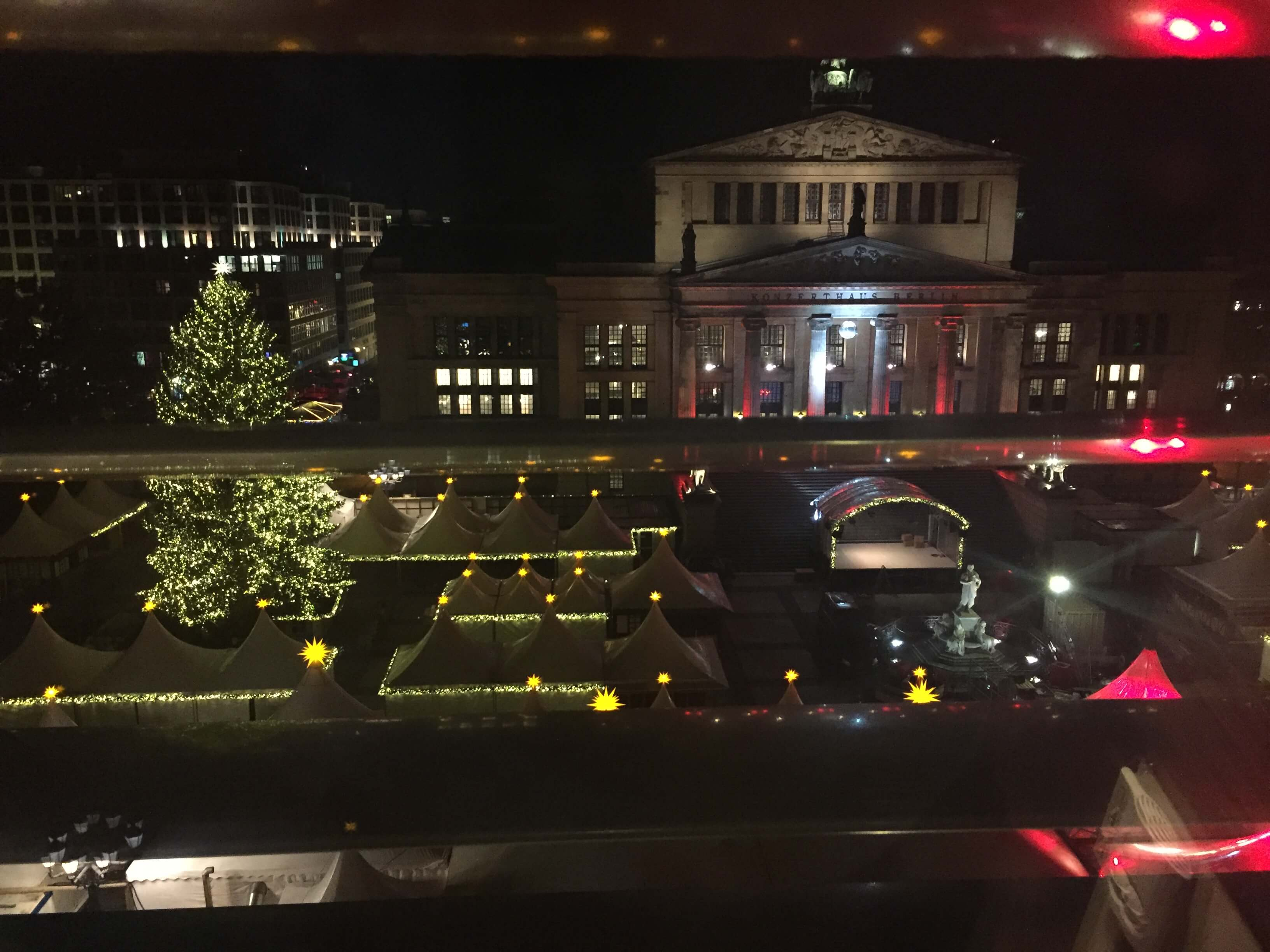 Gendarmenmarkt Berlin November 2016