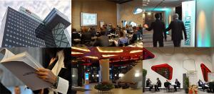 Das Bild zeigt eine Collage zu Events von Project Networks