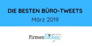 Illustration zum Artikel Die besten Büro-Tweets im März 2019
