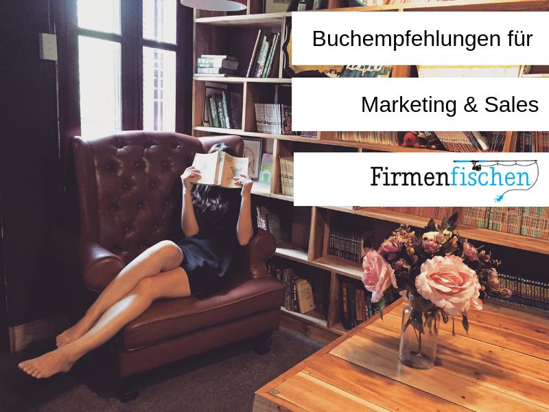 Buchempfehlungen für Marketing & Sales