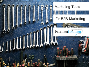 Symbolbild für Marketing-Tools