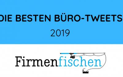 Die besten Büro-Tweets im März 2019
